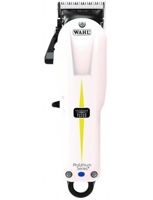 WAHL CORDLESS SUPER TAPER - Profesjonalna przewodowa/bezprzewodowa maszynka do strzyżenia