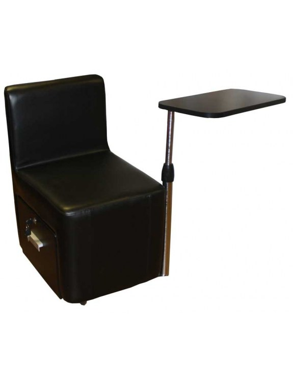 1339 - Fotel Mininanic czarny