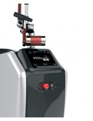PICOQUEEN IRIS 750 Laser Pikosekundowy + soczewka frakcyjna