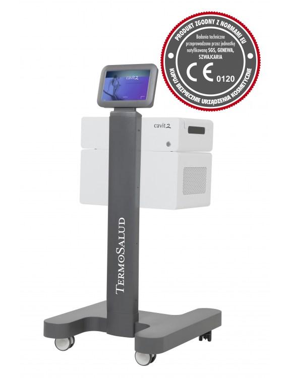 TERMOSALUD CAVIT2 Urządzenie do skoncentrowanej liposukcji ultradźwiękowej