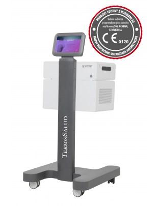TERMOSALUD RF ZONE Urządzenie o radiofrekwencji, mezoterapii HPC i chromoterapii