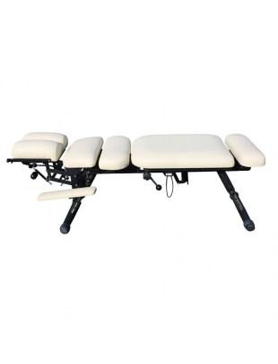 Łóżko do masażu 2057 - beżowe