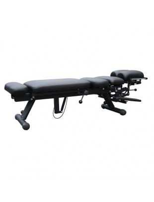 Łóżko do masażu 2057 - czarne