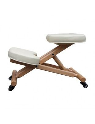 Klęcznik do masażu NATUR 2054 - beżowy