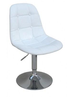 Fotel kosmetyczny HC-1801N BIAŁY