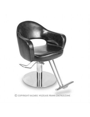 Fotel fryzjerski AVENANT czarny