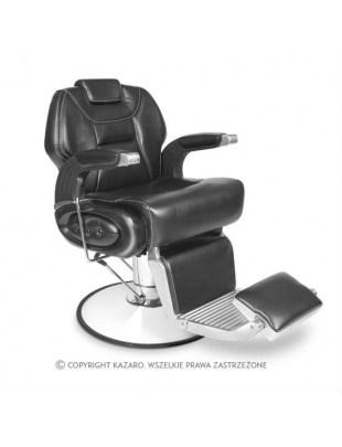 Fotel fryzjerski BARBER czarny