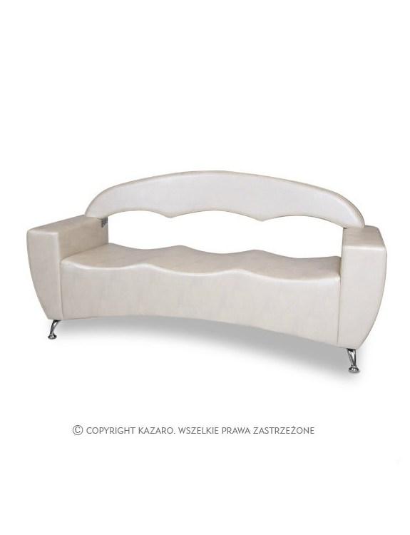 Sofa ELITE 3os. biała