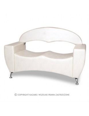 Sofa ELITE 2os. biała