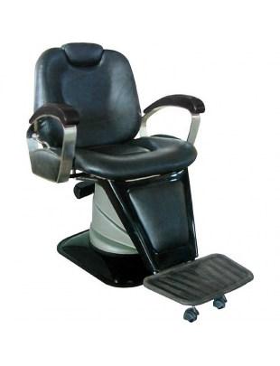 Fotel fryzjerski Rapallo 1376 - czarny