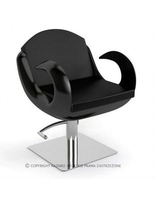 Fotel fryzjerski FIORE czarny