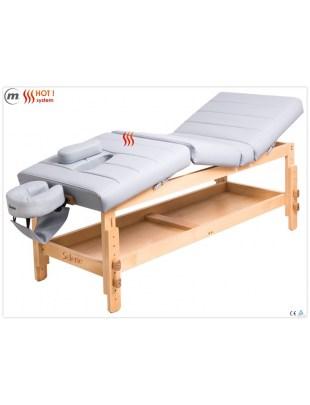 SELENE M HOT! - Stół do masażu podgrzewany