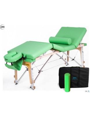 MANUAL ALU - Stół Składany do masażu