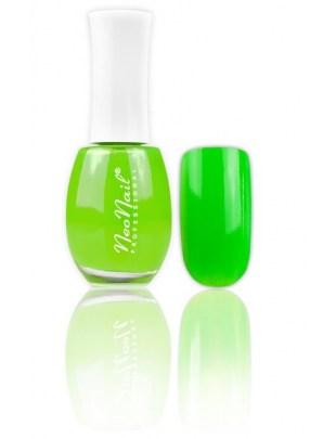 Lakier NEO do paznokci / 15ml zielony