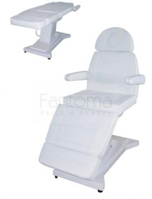 Fotel Kosmetyczny KLARA - 3 silniki - elektryczny
