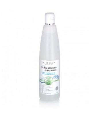 Tonik kosmetyczny z aloesem / 500ml