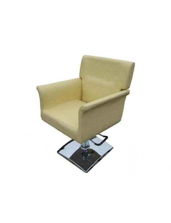 Fotel fryzjerski FIGARO LATINA 1171 beżowy
