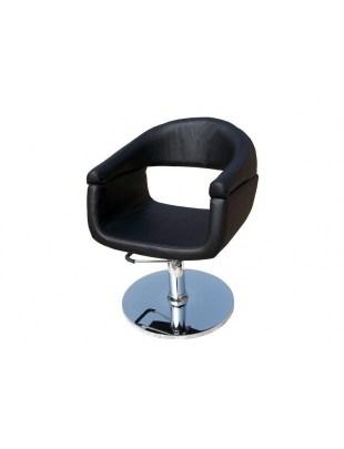 Fotel fryzjerski FIGARO FERRARA 1156 czarny