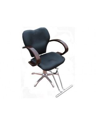 Fotel fryzjerski VINCI 1142 czarny
