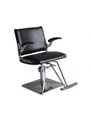 Fotel fryzjerski FIGARO PAVIA 1370 czarny