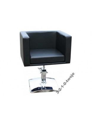 Fotel fryzjerski FIGARO MASSA 1374 czarny