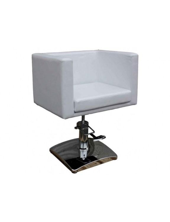 Fotel fryzjerski FIGARO MASSA 1374 biały