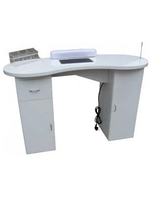 Stolik, biurko do manicure z pochłaniaczem