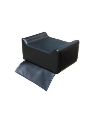 Nakładka dziecięca na fotel fryzjerski 1313 czarna