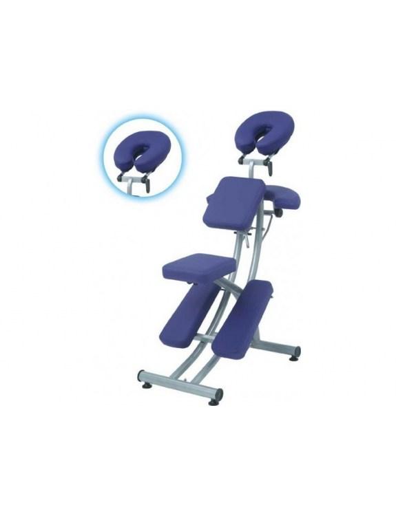 Krzesło do masażu 1388 niebieskie
