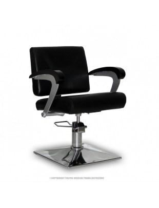 Fotel Kubik czarny