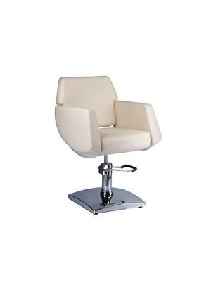 Fotel fryzjerski NICO kremowy BD-1088