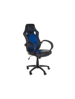 Fotel gamingowy Racer CorpoComfort BX-2052 Niebies
