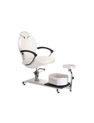 Fotel do pedicure z masażerem stóp BR-2301
