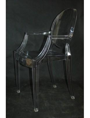 Krzesło Royal transp. Outlet