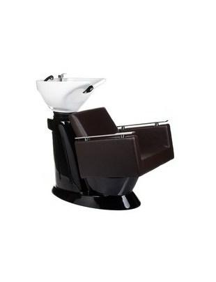 Myjnia fryzjerska MILO BH-8025 brązowa