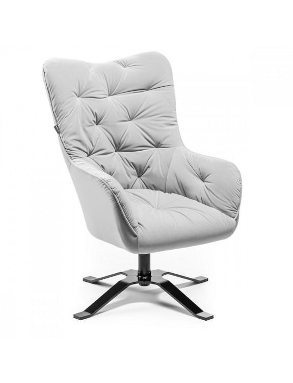 Fotel gabinetowy Heimdall stalowy