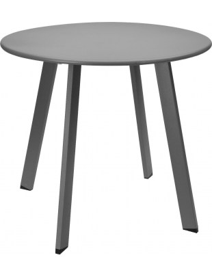Stół okrągły Intesi Pini szary