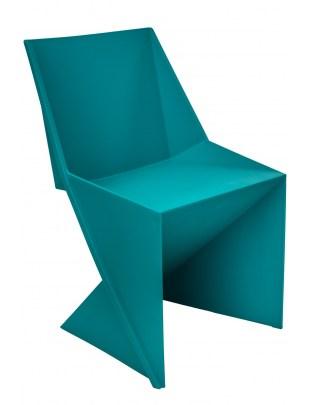 Krzesło Flato Deep Blue