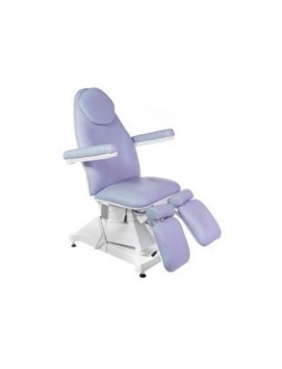 Elektryczny fotel kosmetyczny AMALFI BT-156 Lawend