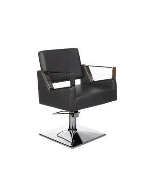 Fotel fryzjerski Arturo BR-3936A szary