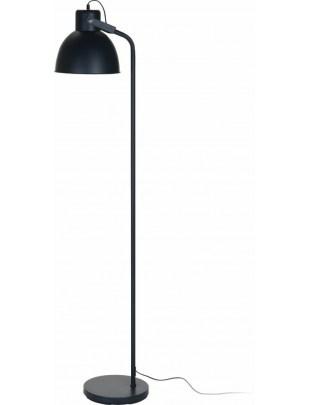Lampa podłogowa Intesi Gloss grafitowa