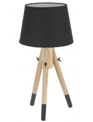 Lampka Intesi Lowe czarna