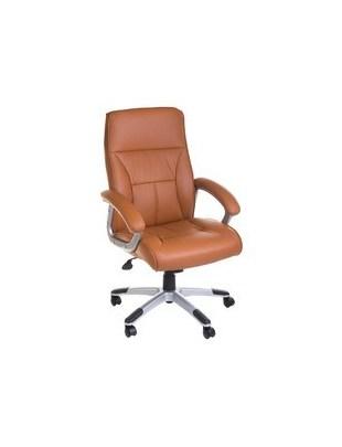 Fotel ergonomiczny CorpoComfort BX-5085B Brązowy