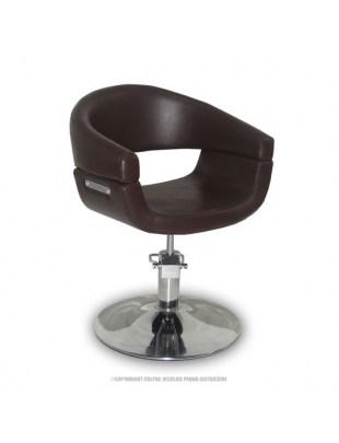 Fotel Toscania brązowy