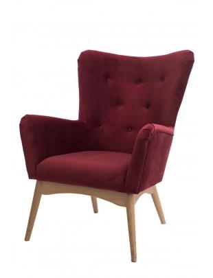 Fotel Semia Gr3 Tkaninowa
