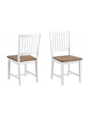 Krzesło Brisbane białe
