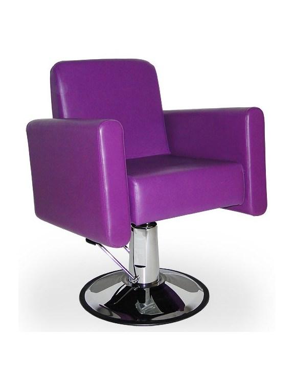 Fotel B-14 fioletowy
