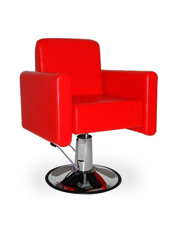 Fotel B-14 czerwony