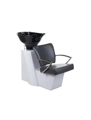 Myjnia fryzjerska LIVIO szary BH-8012