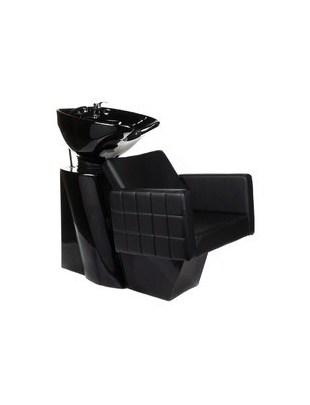 Myjnia fryzjerska Ernesto czarna BM-32969